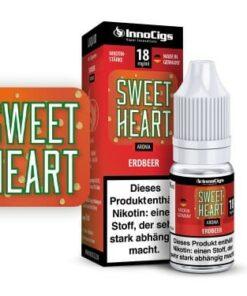 Innocigs Liquid Sweetheart Erdbeer 10ml