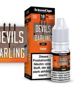 Innocigs Liquid Devils Darling Tabak 10ml
