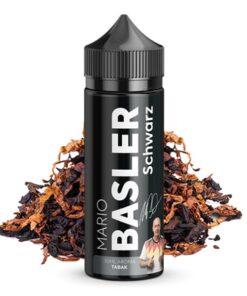 Mario Basler Aroma Schwarz mit dem Geschmack von leicht süßlichem Tabak