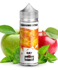 Day and Night Aroma Morning Star mit dem Geschmack von Äpfeln mit Basilikum und Minze
