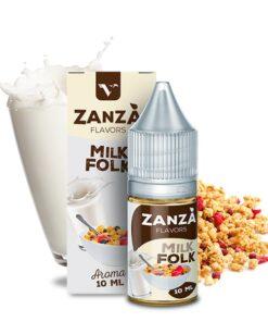Zanza Aroma Milk Folk 10ml